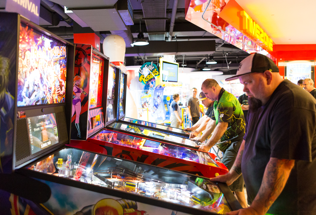 Cooly Rocks On 2018 Pinball