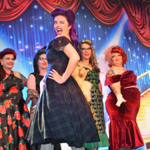 Miss Rockabilly pageant