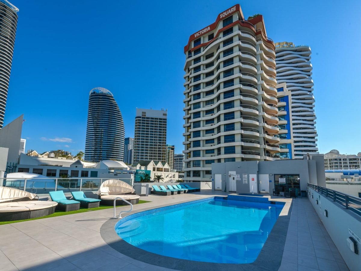 Victoria Square Holiday Apartments