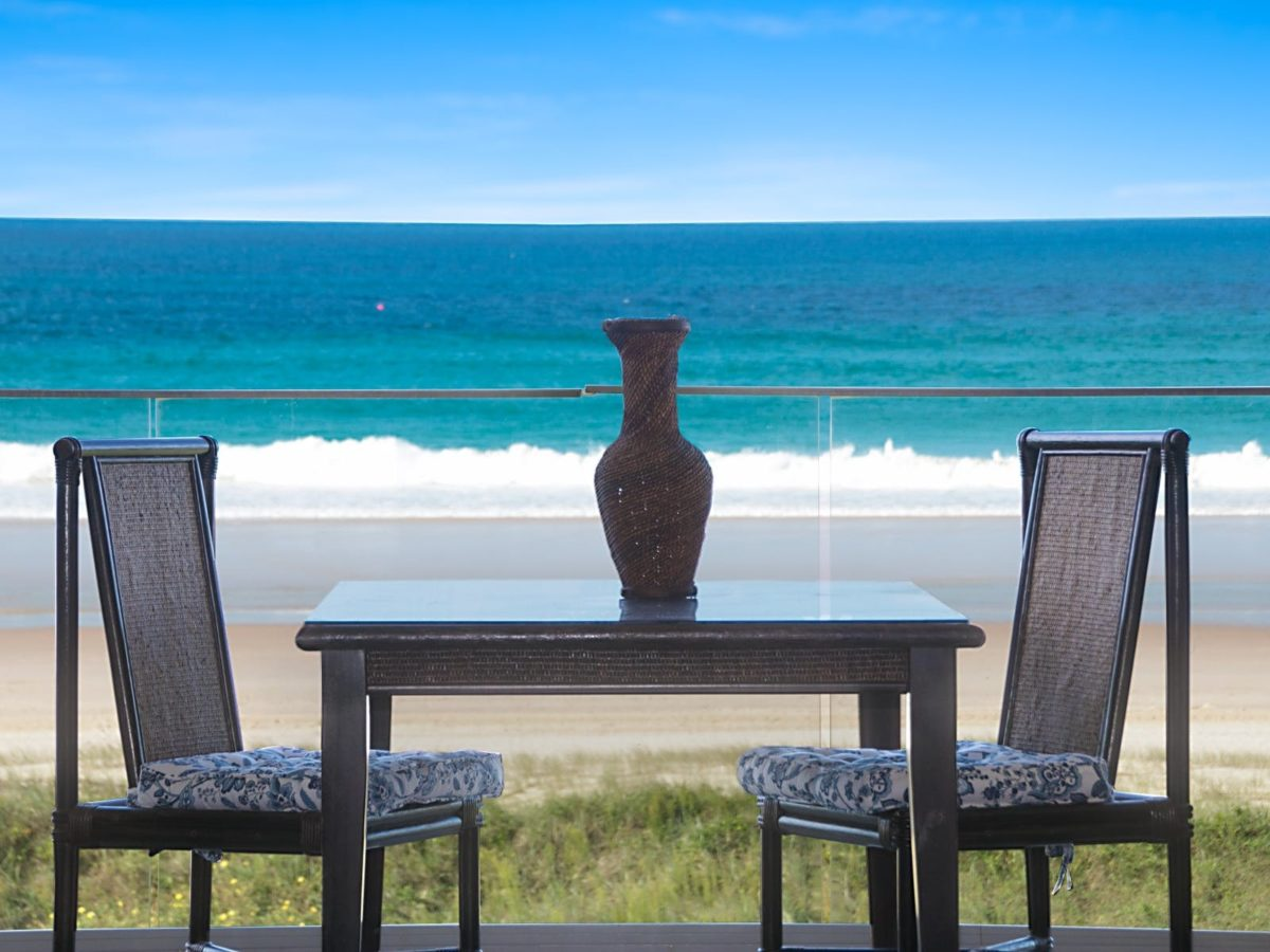 Beach Shack – Absolute Beachfront Bilinga – Proudly Managed By Gold Coast Holiday Homes