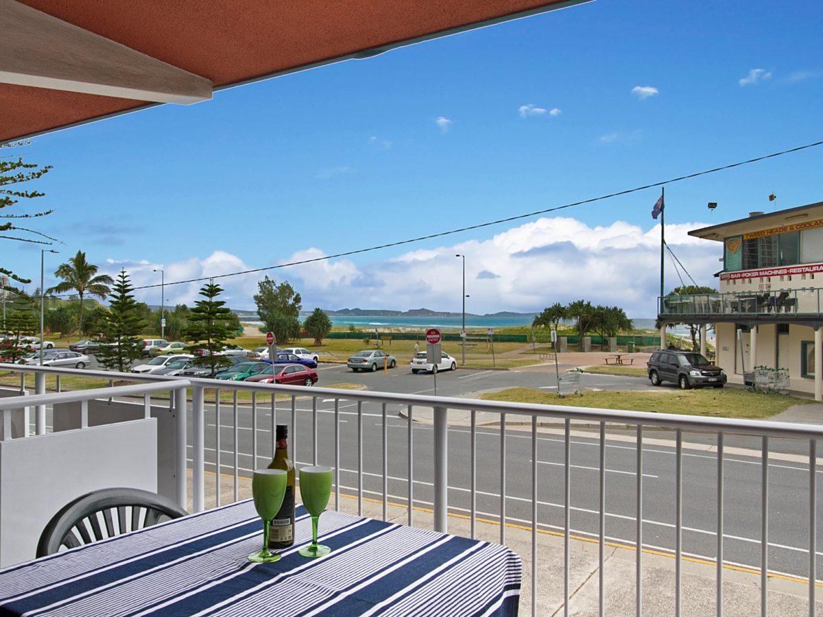 Beach Lodge Unit 2 – Coolangatta